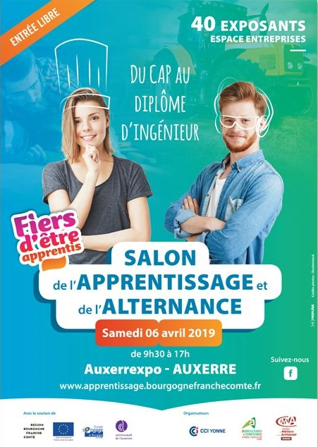 Salon | Fiers d'être apprentis